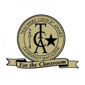 Teachers' Choice Award 2014