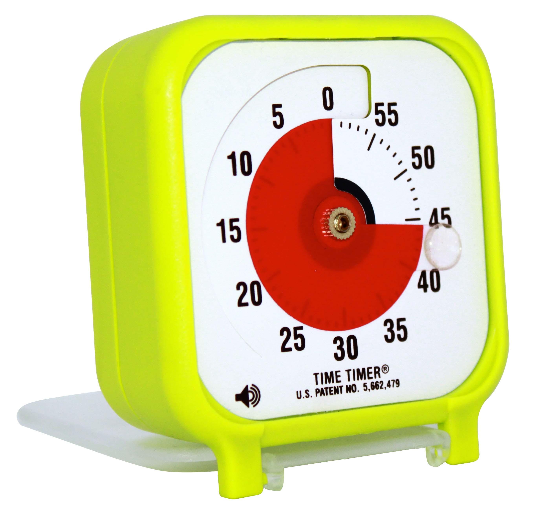 Magnets >> Time Timer Pocket in colour! Spring Edition - TimeTimer