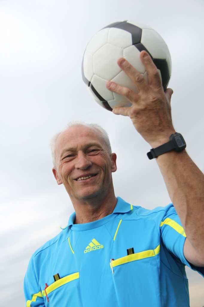 Dick Jol and our sport watch