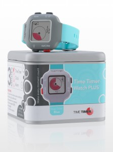 Time Timer watch Plus in colour turquoise