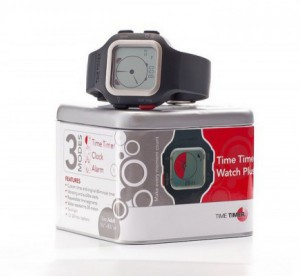 Time Timer Watch Plus re-usable tin