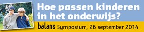 Logo Balans Symposium