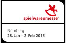 Logo Spielwarenmesse 2015