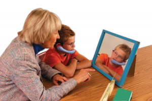 90003 WhisperPhone junior model Speech therapy