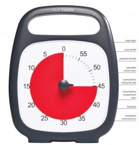 Time Timer PLUS information