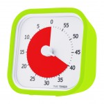JAC5027GR Case for Time Timer MOD, lime green
