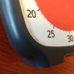 Time Timer PLUS glas 2