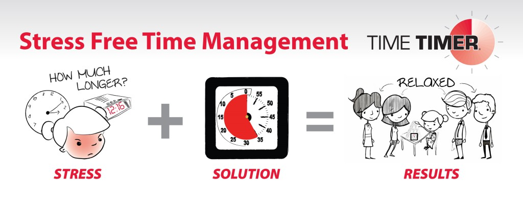 Time Timer stress free time management