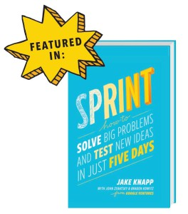 TIME Timer MOD Sprint Edition Book Sprint by Jake Knapp