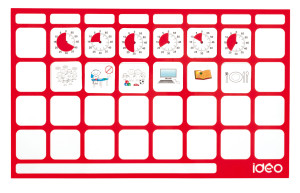Time Timer IDEO Magnetic Board